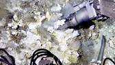 Dùng robot thám hiểm đáy biển sâu