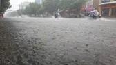 Tuần này, thời tiết nắng mưa thất thường