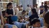 Độc tố trong thịt gà khiến 280 học sinh tiểu học ở Ninh Bình ngộ độc