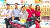 Đã có gần 70 khách hàng của Home Credit trúng thưởng Honda Wave Alpha