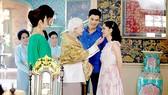 Crazy Rich Asians phát hành ở Trung Quốc