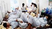 Nhiều BV đang trong tình trạng quá tải bệnh nhân sốt xuất huyết