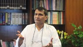 Bộ trưởng Thương mại và Công nghiệp Ấn Độ Suresh Prabhu. Ảnh: indianexpress.com