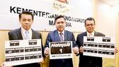Malaysia đấu giá trực tuyến biển số ô tô