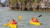 Kayak tour lures more tourists