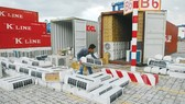 HCM City authorities seize containers of smuggled air conditioners and other electronic goods. — VNA/VNS
