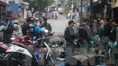 he scene of the bomb attack in Yala (Source: AFP/VNA)
