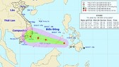 Tropical low depression to develop into typhoon