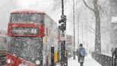 A winter weather front from Siberia kept most parts of northern Europe below freezing Wednesday. —AFP/VNA Photo