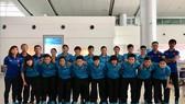 The Vietnam Women's Futsal team