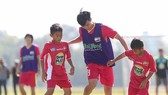 CV9 football academy to be established in HCMC