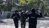 Indonesian police kill four terror suspects, foiling terrorist plot