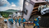 Toll in Japan rains rise to 141, as hope for survivors fades