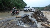 Landslides to hit north mountainous provinces