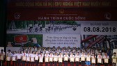 """""""8th journey of life"""" program launched in Quang Ngai"""