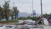 Typhoon Bebinca weakens to tropical low-pressure system
