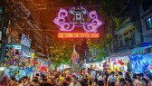 Hanoians enjoy early mid-autumn festival