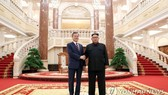 Leaders of two Koreas hold second meeting over nukes, ties