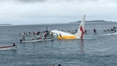 Plane mishap strands 4 Vietnamese in Micronesia