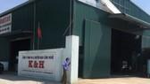 Công ty TNHH TM và chuyển giao công nghệ K & H thuê đất quốc phòng ở vành đai phía tây sân bay Đà Nẵng