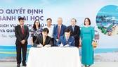 Bộ GD-ĐT trao quyết định mở 2 ngành mới cho Trường Đại học Bà Rịa - Vũng Tàu