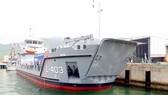 Tàu vận tải đổ bộ ký hiệu Damen Roro 5612