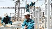 Truyền tải điện vào miền Nam ở mức độ cao
