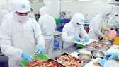 Sản xuất tại Công ty SG Food. Ảnh: THÀNH TRÍ