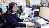 Hoạt động nghiệp vụ tại Chi cục Hải quan. Ảnh minh họa: baohaiquan