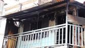 Một vụ cháy vì chập điện