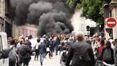 Pháp: Biểu tình biến thành bạo động