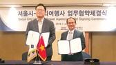 Thúc đẩy phát triển thị trường du lịch Việt Nam và Hàn Quốc