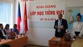 Khai giảng lớp học tiếng Việt mùa hè tại Czech