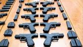 Nga triệt phá đường dây buôn lậu vũ khí từ EU