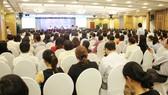 Hơn 300 đại biểu đối thoại về bảo hiểm xã hội