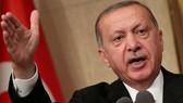 Tổng thống Thổ Nhĩ Kỳ. Ảnh: Reuters