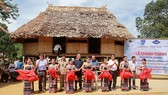 Lễ khánh thành và ban giao nhà Gươl cho đồng bào dân tộc Cơ Tu