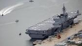 Nhật Bản và các nước tập trận chung trên biển