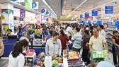 Dịp lễ Quốc khánh 2-9: Sức mua tăng khá tại các kênh phân phối hiện đại