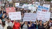 Tuần hành chống phân biệt chủng tộc ở Boston