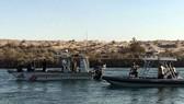 Mỹ: 2 tàu thủy chìm trên sông Colorado