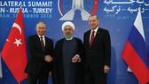 Hội nghị thượng đỉnh về Syria: Nhấn mạnh giải pháp chính trị