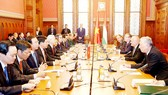 Nâng quan hệ Việt Nam - Hungary lên mức Đối tác toàn diện