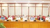 Bộ Chính trị cho ý kiến về các đề án chuẩn bị trình Hội nghị Trung ương 8
