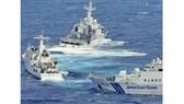 Nhật Bản: Tàu Trung Quốc nhiều lần vào quần đảo tranh chấp