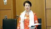 Nguyên Phó Bí thư Tỉnh ủy Đồng Nai Phan Thị Mỹ Thanh nhận nhiệm vụ mới