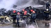 Cháy cơ sở thu mua phế liệu: Còn lơ là, còn xảy ra cháy