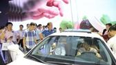 Lượng ô tô tiêu thụ tại Việt Nam bất ngờ giảm mạnh.