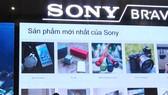 Sony ra mắt tivi 4K thế hệ mới HDR 2017