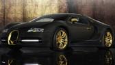 Siêu xe Bugatti Veyron độ độc nhất vô nhị của Mansory
